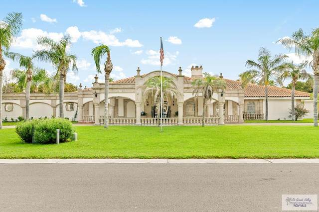 604 Escandon Ave., Rancho Viejo, TX 78575 (MLS #29729329) :: The MBTeam