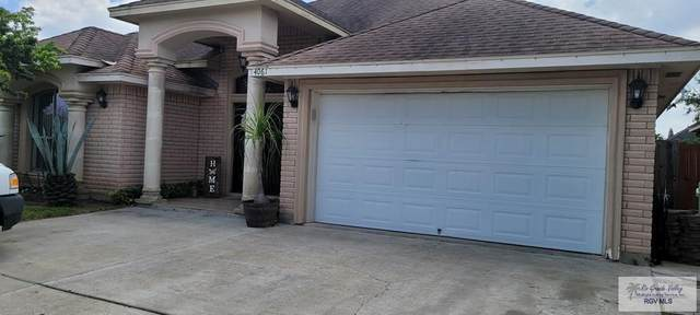 4061 Diego Ln., Brownsville, TX 78521 (MLS #29729387) :: The MBTeam