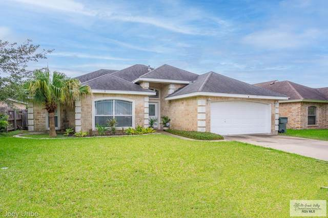 718 E Country Dr., Harlingen, TX 78550 (MLS #29729411) :: The MBTeam