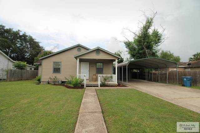 484 E Charles, Raymondville, TX 78580 (MLS #29729421) :: The MBTeam