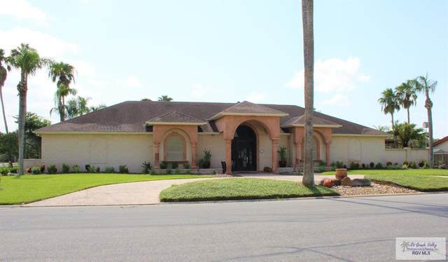 301 S Palm Valley Dr., Harlingen, TX 78552 (MLS #29729472) :: The MBTeam