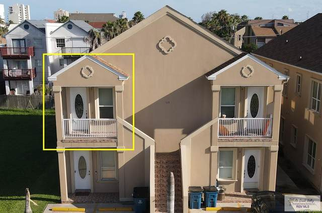115 E Hibiscus A3, South Padre Island, TX 78597 (MLS #29729476) :: The MBTeam