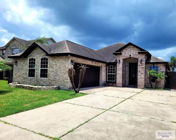 2845 Regency Dr., Brownsville, TX 78526 (MLS #29729496) :: The MBTeam