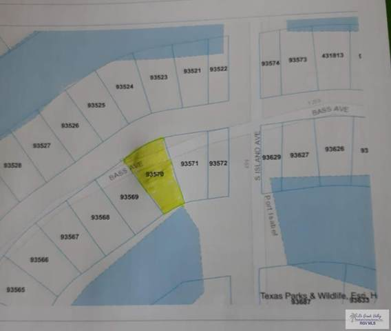 Lot 49 W Bass Avenue #49, Port Isabel, TX 78578 (MLS #29729513) :: The MBTeam
