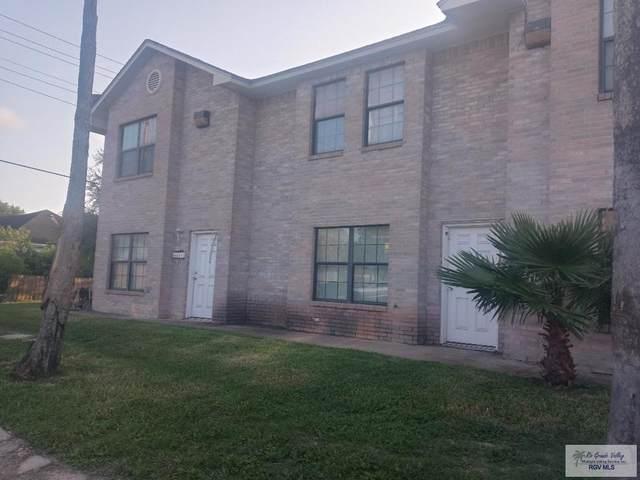 121 N 7TH ST., Harlingen, TX 78550 (MLS #29729585) :: The MBTeam