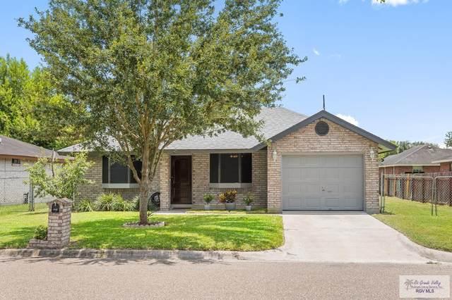 1705 Hayden St, Harlingen, TX 78550 (MLS #29729597) :: The MBTeam