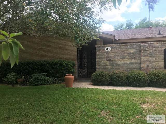 264 Creekbend Dr., Brownsville, TX 78521 (MLS #29729614) :: The MBTeam