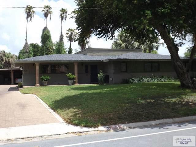 74 Calle Jacaranda, Brownsville, TX 78520 (MLS #29730130) :: The MBTeam