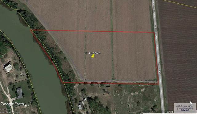 0 Ted Hunt Rd., Bayview, TX 78566 (MLS #29730169) :: The MBTeam