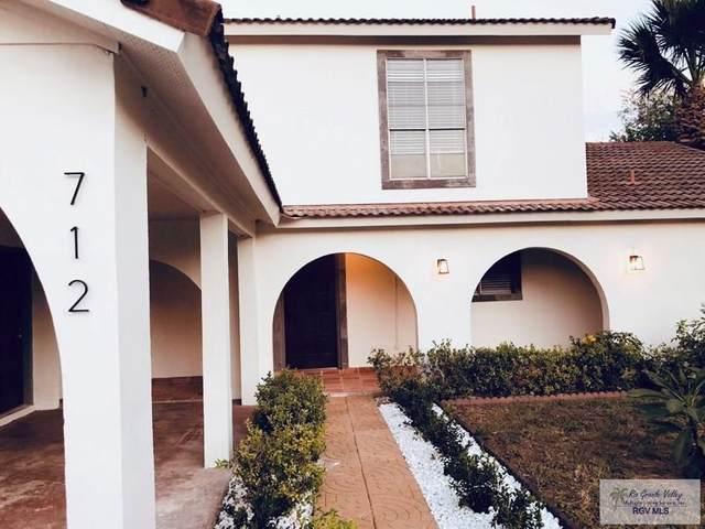 712 De Leon Ave., Rancho Viejo, TX 78575 (MLS #29730203) :: The MBTeam