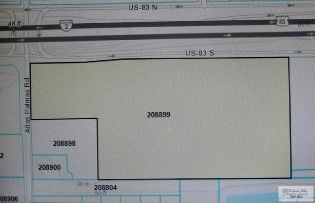 0000 Expressway 83, Harlingen, TX 78550 (MLS #29730255) :: The MBTeam