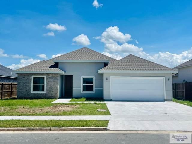 7272 Lago Vista Blvd., Brownsville, TX 78520 (MLS #29730285) :: The MBTeam