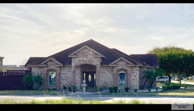 1780 Chipinque Dr. 1780 Chipinque, Brownsville, TX 78526 (MLS #29730297) :: The MBTeam