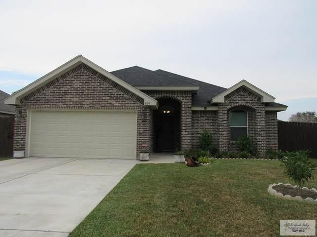 909 E Leggett Rd., Harlingen, TX 78550 (MLS #29730376) :: The MBTeam