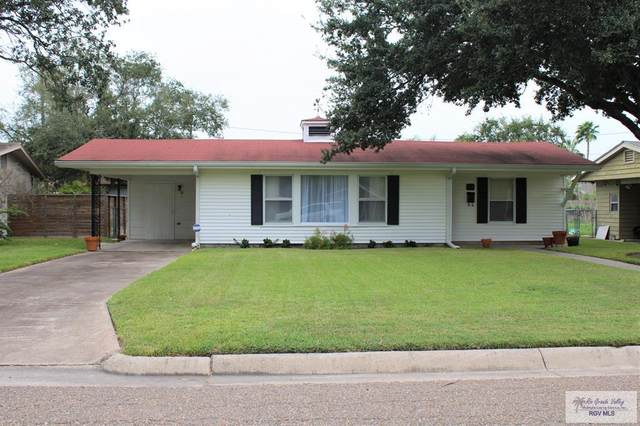 110 W Williamson Ave, Harlingen, TX 78550 (MLS #29730377) :: The MBTeam