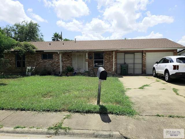 1234 Carrizo Ln., Brownsville, TX 78520 (MLS #29730385) :: The MBTeam