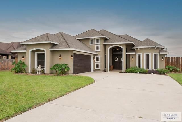 177 Village East Dr, Los Fresnos, TX 78566 (MLS #29730397) :: The MBTeam