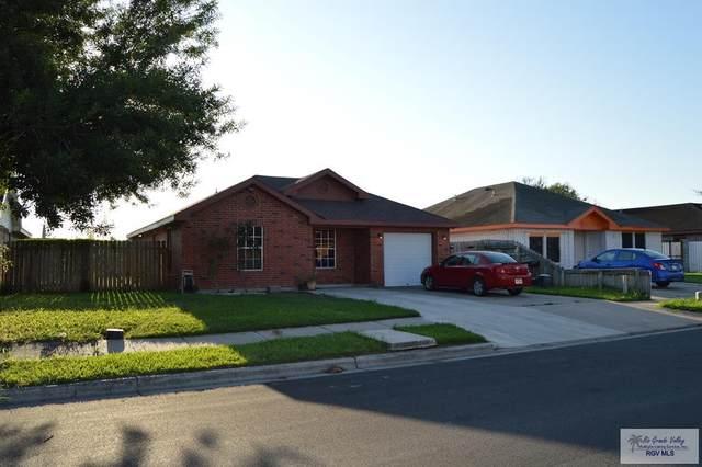 574 Rey Salomon St. #11, Brownsville, TX 78521 (MLS #29730400) :: The MBTeam
