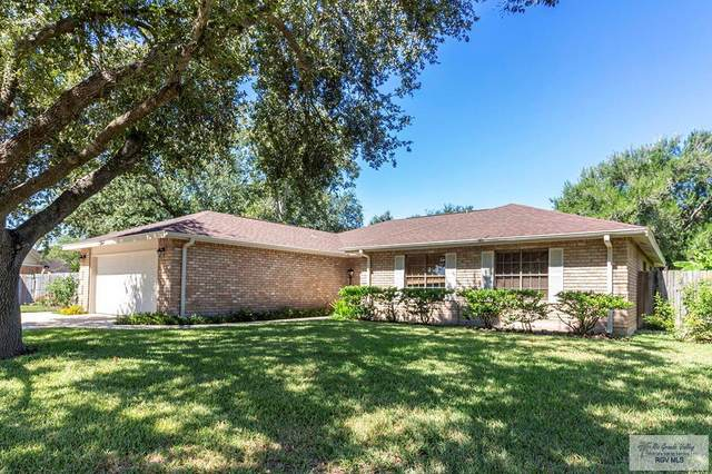 1264 Sandy Hill Dr., Brownsville, TX 78520 (MLS #29730421) :: The MBTeam