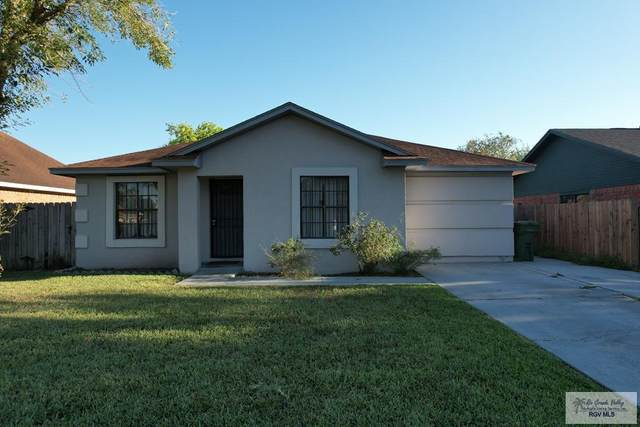 1074 Calle Escondida, Brownsville, TX 78526 (MLS #29730430) :: The MBTeam