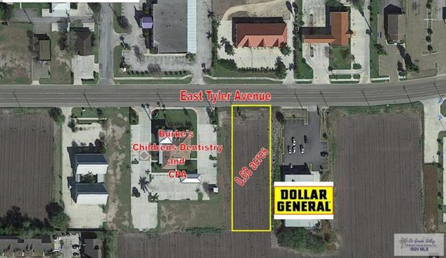 2100 BlK, E Tyler Ave., Harlingen, TX 78550 (MLS #29711330) :: The Monica Benavides Team at Keller Williams Realty LRGV