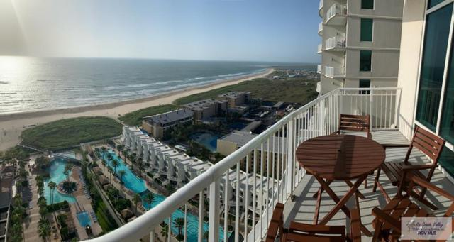 310A Padre Blvd. #2103, South Padre Island, TX 78597 (MLS #29711389) :: The MBTeam