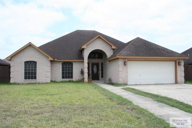5746 Broken Spoke Ln., Brownsville, TX 78526 (MLS #29711404) :: The Martinez Team