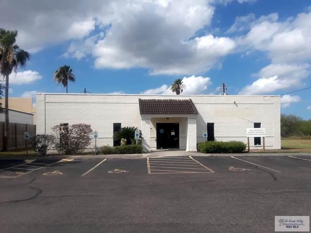 3305 S Expressway 77/83, Harlingen, TX 78550 (MLS #29712060) :: The Monica Benavides Team at Keller Williams Realty LRGV