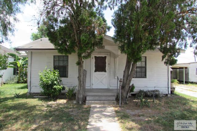 213 Magnolia, La Feria, TX 78559 (MLS #29712981) :: The Martinez Team