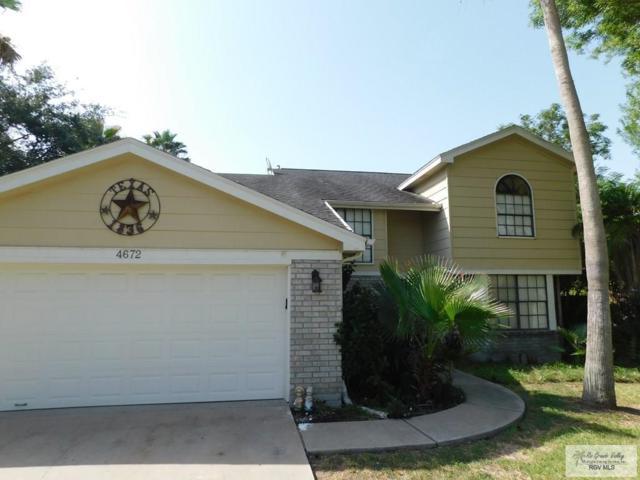 4672 Beaver Pond Dr., Brownsville, TX 78520 (MLS #29713144) :: The Martinez Team