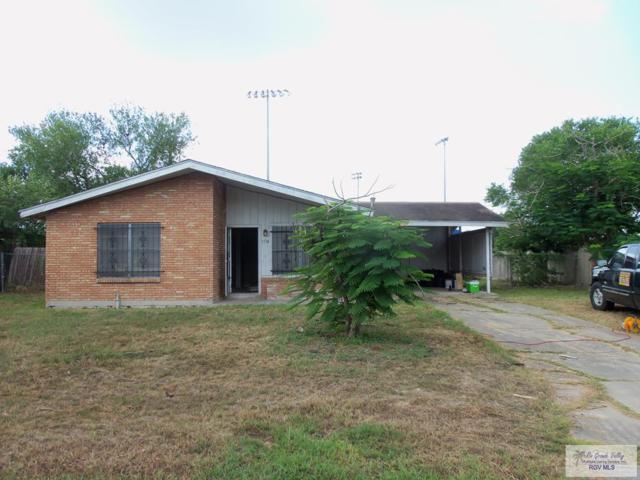 1514 NW Harvard Ave., Brownsville, TX 78521 (MLS #29713433) :: The Martinez Team