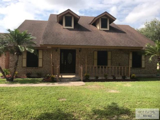 201 Harris Rd, Rio Hondo, TX 78583 (MLS #29713536) :: The Martinez Team