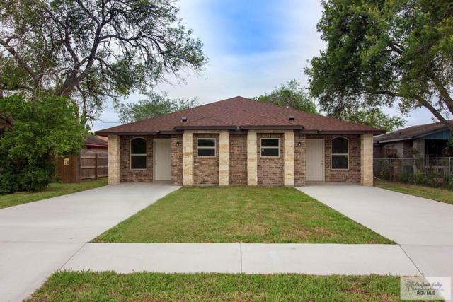 139 Kleberg Ave., Brownsville, TX 78520 (MLS #29713635) :: The Monica Benavides Team at Keller Williams Realty LRGV