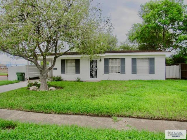 5 Evergreen St, Brownsville, TX 78520 (MLS #29714060) :: The Martinez Team
