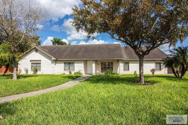 981 Frontier Trail, Brownsville, TX 78526 (MLS #29714061) :: The Martinez Team