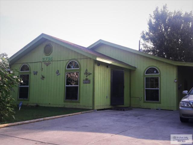 2734 E 32ND ST., Brownsville, TX 78521 (MLS #29714092) :: The Martinez Team