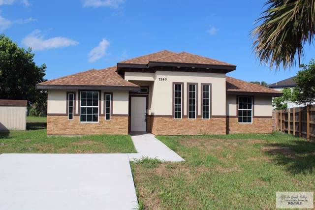 7846 Palm Grove Dr., Brownsville, TX 78521 (MLS #29717322) :: The Monica Benavides Team at Keller Williams Realty LRGV