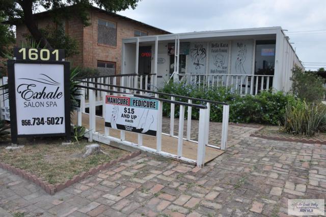 1601 E Harrison Ave., Harlingen, TX 78550 (MLS #29717796) :: The MBTeam