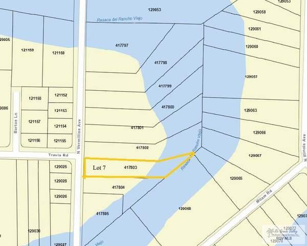 0 N Vermillion Ave. #7, Brownsville, TX 78521 (MLS #29718545) :: The MBTeam