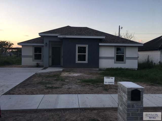 7143 Los Lobos Dr., Brownsville, TX 78521 (MLS #29719797) :: The Monica Benavides Team at Keller Williams Realty LRGV