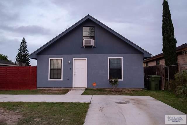 6931 Agua Bravo Dr., Brownsville, TX 78526 (MLS #29721295) :: The Monica Benavides Team at Keller Williams Realty LRGV
