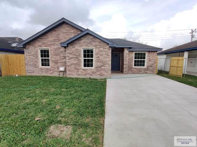234 Pera Ave., Brownsville, TX 78521 (MLS #29721371) :: The Monica Benavides Team at Keller Williams Realty LRGV