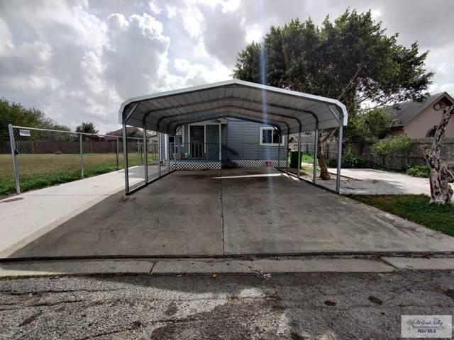 457 Medina St., Brownsville, TX 78521 (MLS #29721375) :: The Monica Benavides Team at Keller Williams Realty LRGV