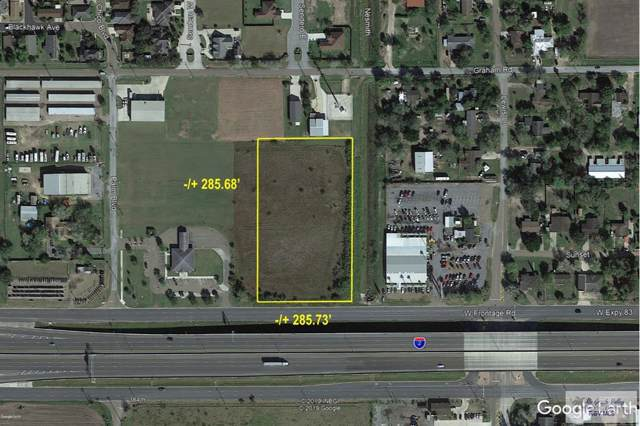 3.19 AC Expressway 83, Harlingen, TX 78552 (MLS #29721481) :: The MBTeam