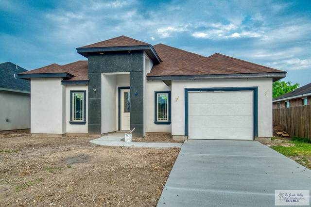 2722 Sabal Palm Dr., Harlingen, TX 78552 (MLS #29722352) :: The Monica Benavides Team at Keller Williams Realty LRGV