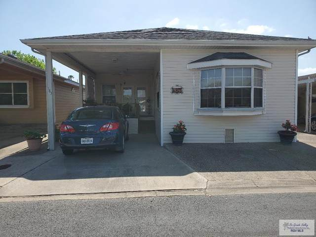 183 Chippewa Cir. #183, Harlingen, TX 78552 (MLS #29722445) :: The Monica Benavides Team at Keller Williams Realty LRGV