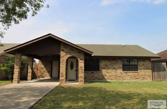 309 E 8TH ST., Los Fresnos, TX 78566 (MLS #29722627) :: The Monica Benavides Team at Keller Williams Realty LRGV