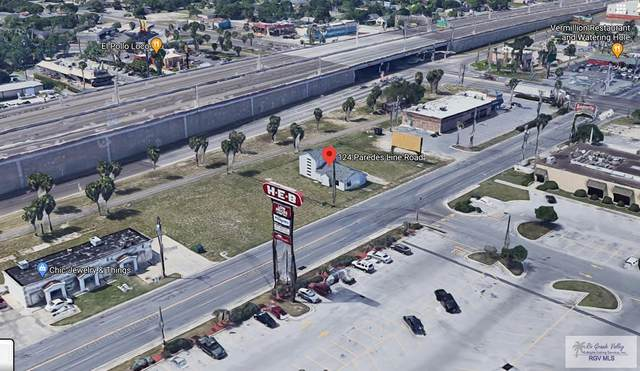 124 Paredes Ave, Brownsville, TX 78521 (MLS #29723095) :: The MBTeam