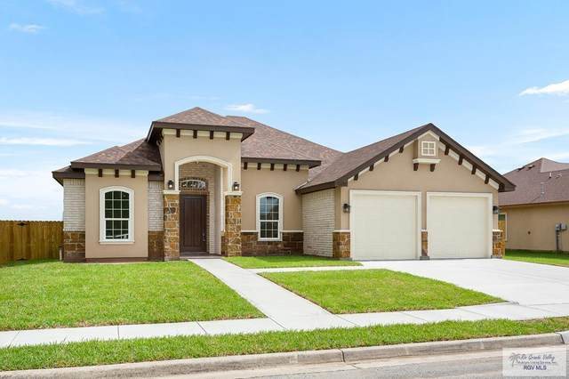 16690 Barger Ct., Harlingen, TX 78552 (MLS #29723491) :: The Monica Benavides Team at Keller Williams Realty LRGV