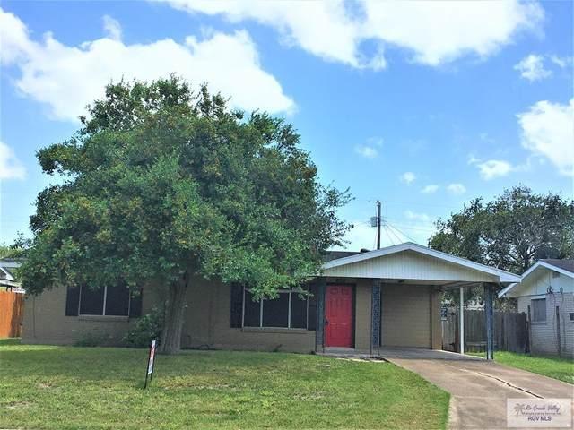 206 E Matz Ave. #2, Harlingen, TX 78550 (MLS #29723782) :: The Monica Benavides Team at Keller Williams Realty LRGV